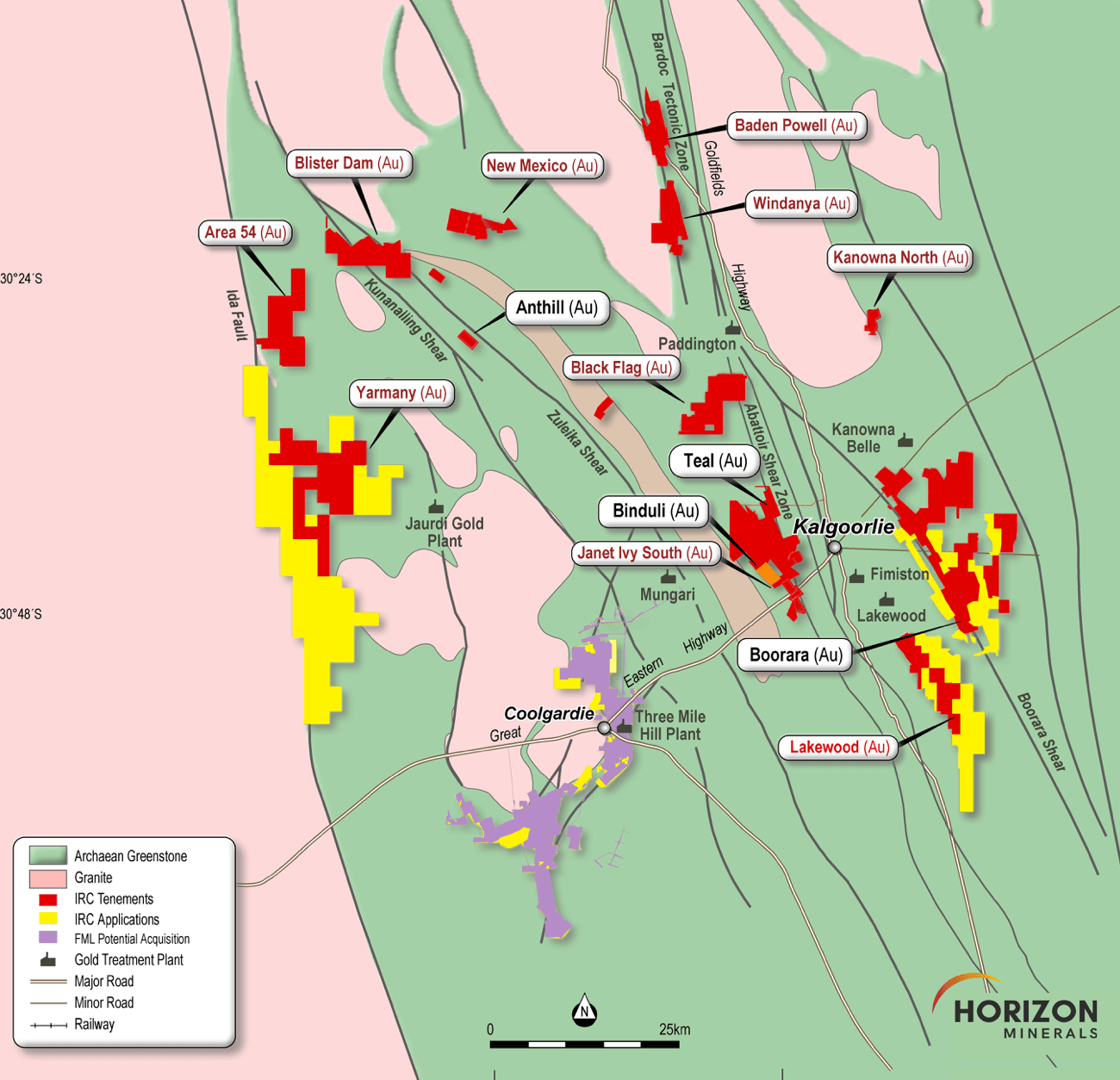 Horizon Minerals (ASX: HRZ) - Mid-tier gold producer